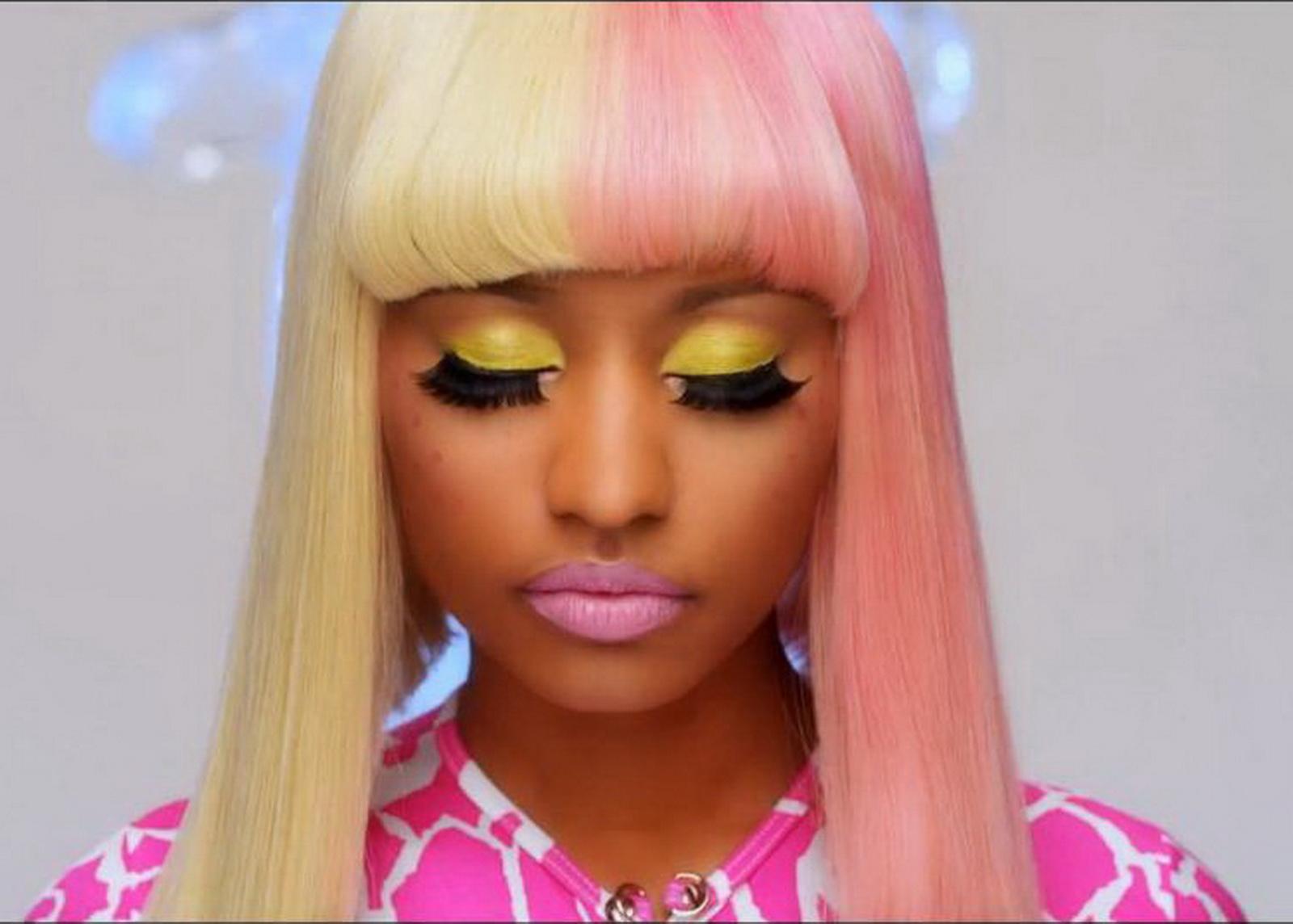 The Makeup Musing Of Nicki Minaj Laura Love Beauty